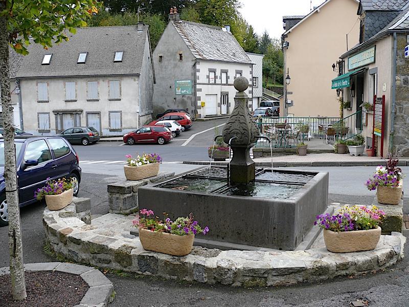Le Village De Murat Le Quaire Visite