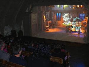 La Grange de Julien, un spectacle animé